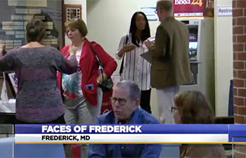 Faces of Frederick