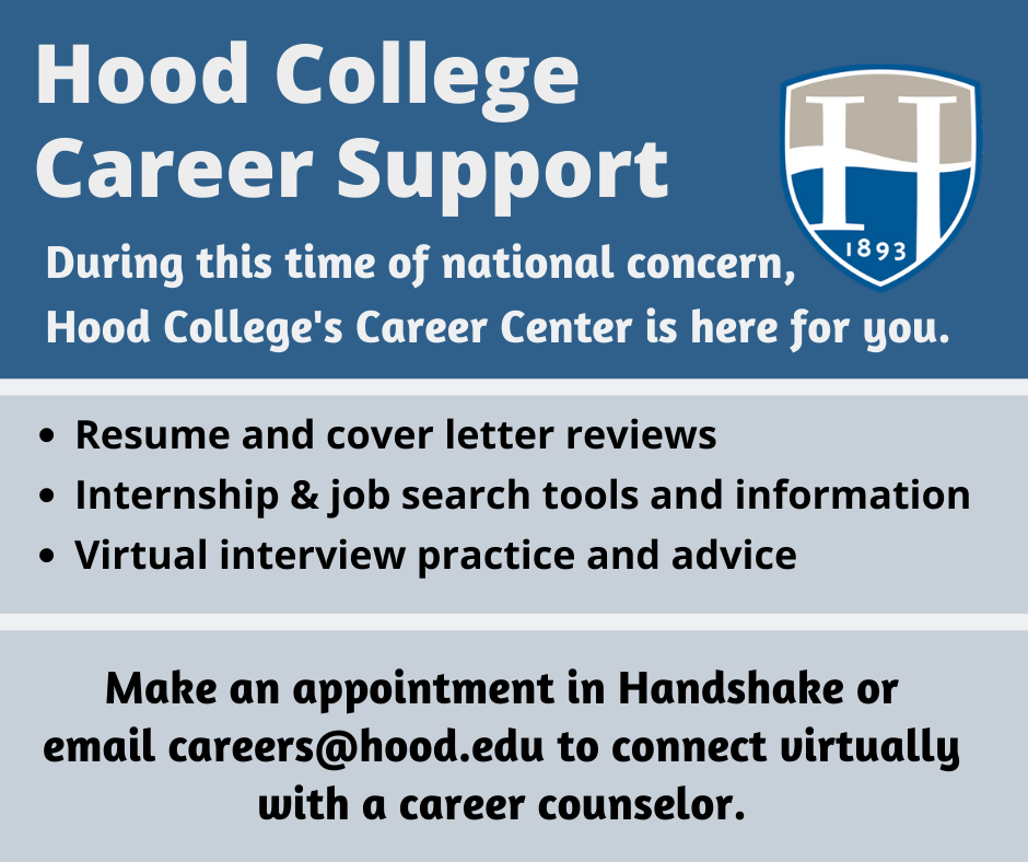 Hood College is Here for You