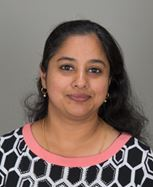 Photo of Doctoral Student, Preetha Anna Abraham