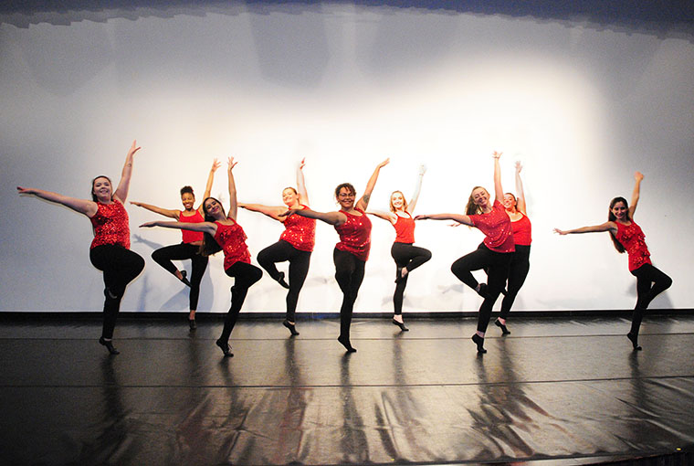 Dance Ensemble Spring Concert
