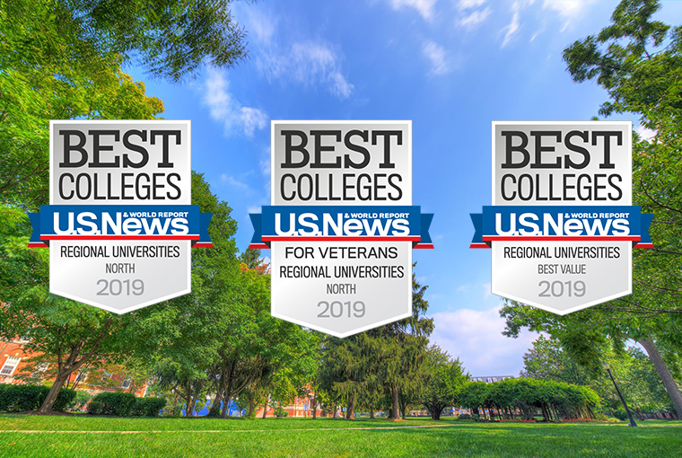 Hood College Receives Accolades from U S  News & World