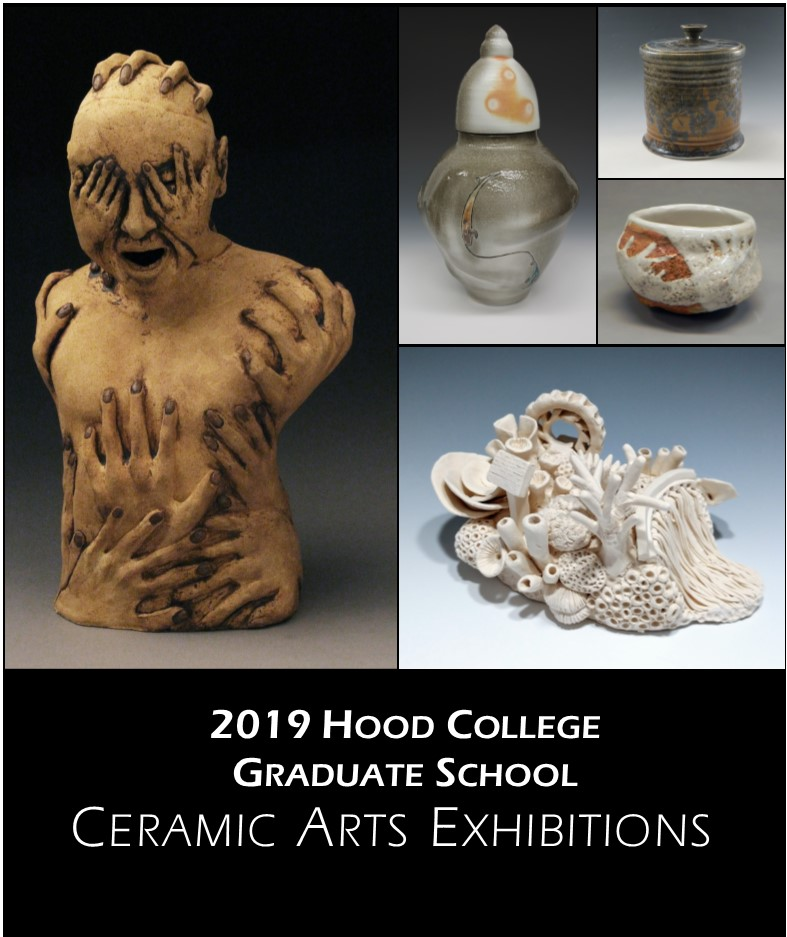 2019 Graduate Ceramic Arts Exhibitions
