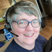 Lisa Marcus (she/her pronouns)