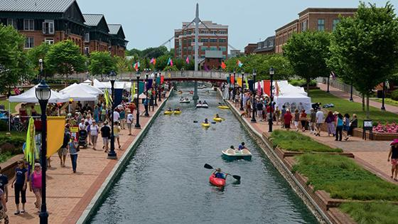 Carroll Creek Photo