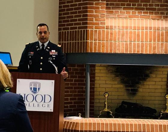 Hood Veterans Day Celebration 2019