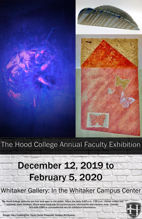 The Annual Faculty Exhibition