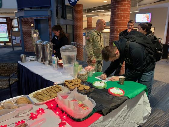 Hood Cookies & Coffee Event