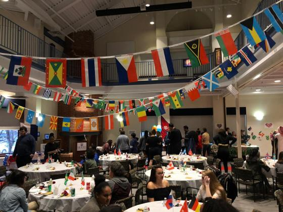 Hood College International Festival