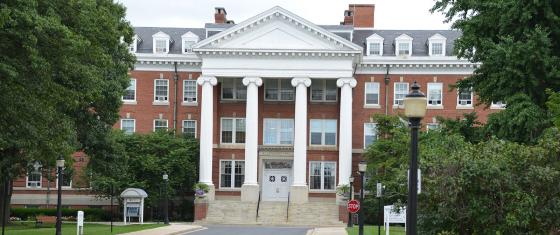 Photo of Alumnae Hall