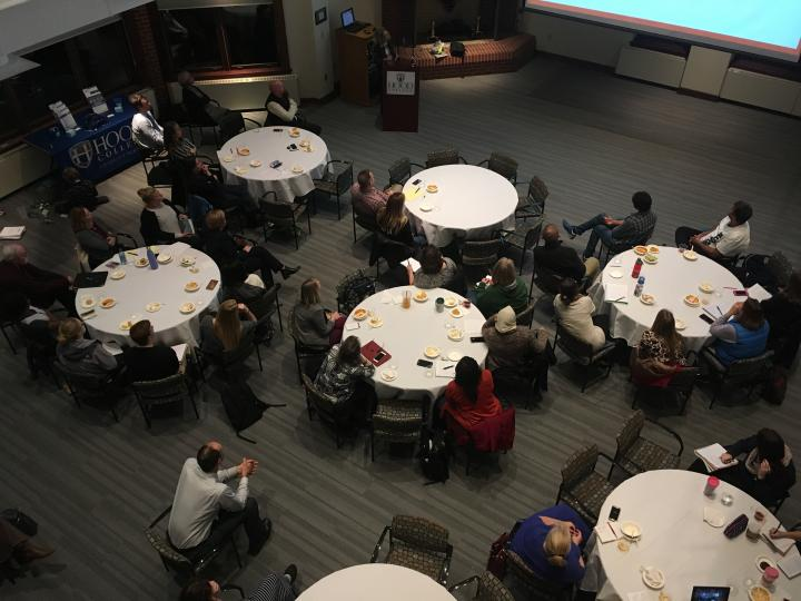Math Leadership advisory board meeting