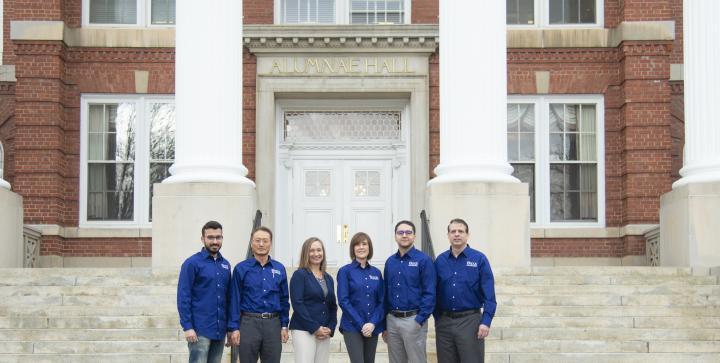 photo of Grad School staff