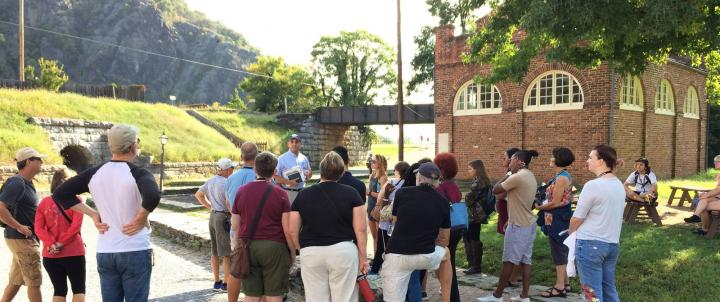 Harpers Ferry trip