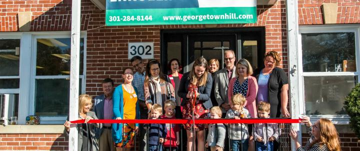 Georgetown Hill Opening