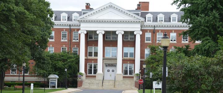 Alumnae Hall