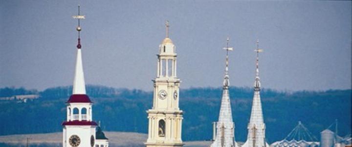 Frederick spires