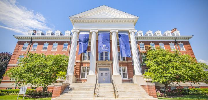 Picture of Alumni Hall