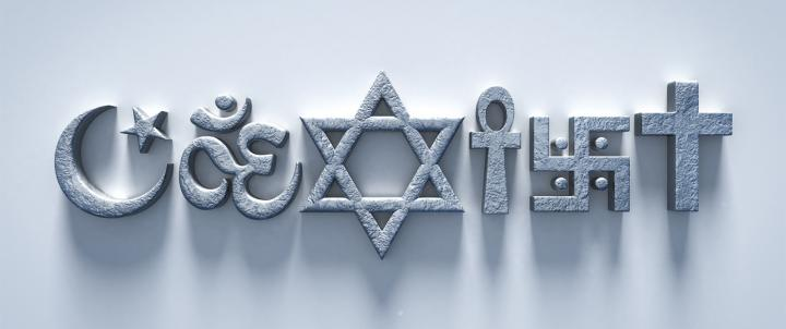 coexist graphic