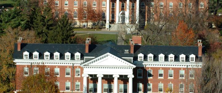 Alumnae and Coblentz Halls