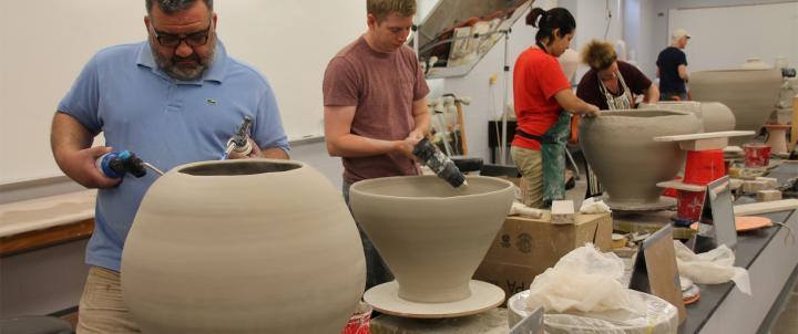 ceramic arts