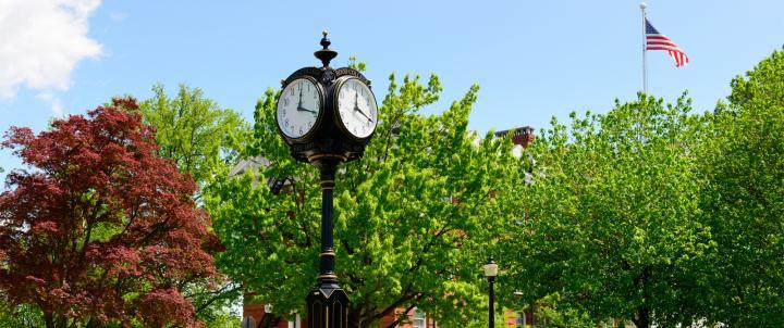 Whitaker Clock